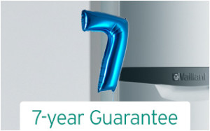vaillant 7 year Guarantee